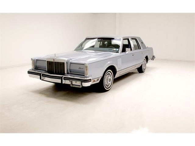1983 Lincoln Mark V (CC-1489681) for sale in Morgantown, Pennsylvania