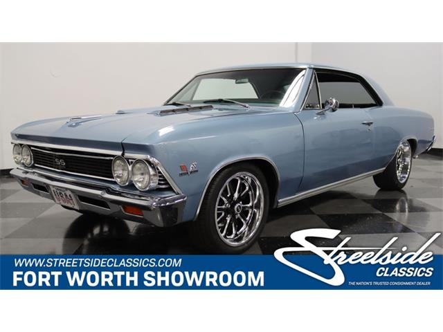 1966 Chevrolet Chevelle (CC-1489686) for sale in Ft Worth, Texas