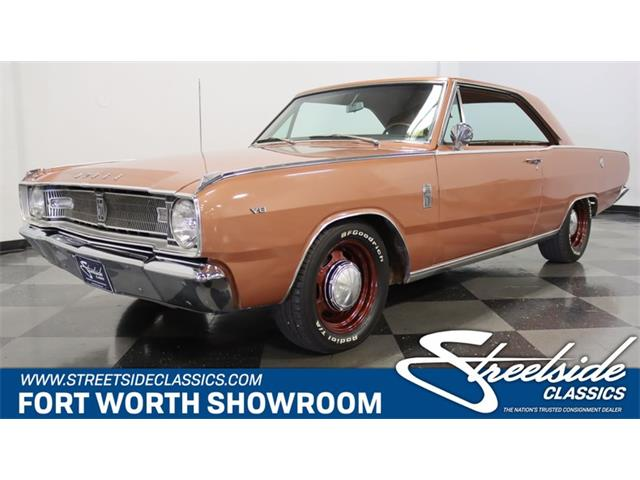 1967 Dodge Dart (CC-1489689) for sale in Ft Worth, Texas