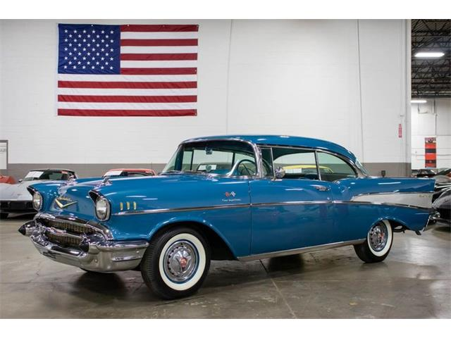 1957 Chevrolet Bel Air (CC-1489701) for sale in Kentwood, Michigan