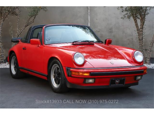 1988 Porsche Carrera (CC-1489712) for sale in Beverly Hills, California