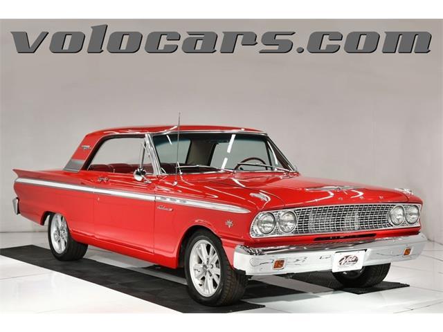 1963 Ford Fairlane (CC-1489728) for sale in Volo, Illinois