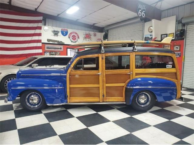 1948 Ford Super Deluxe (CC-1489747) for sale in Cadillac, Michigan