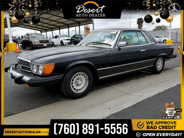 1977 Mercedes-Benz 450SLC (CC-1480975) for sale in Palm Desert, California