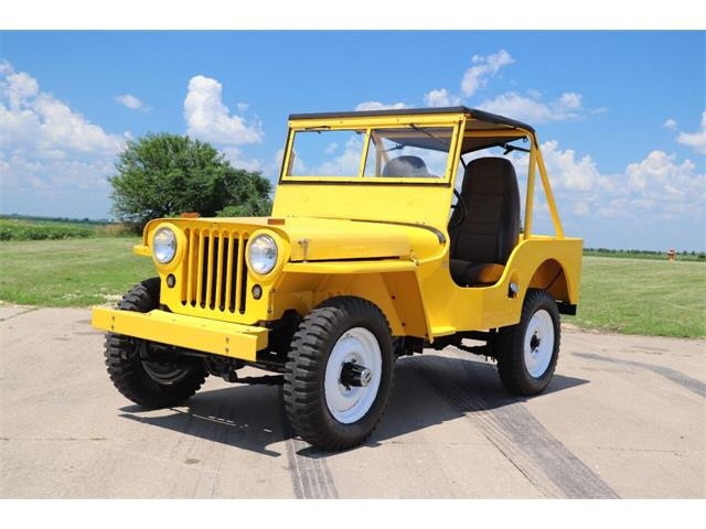 1946 Willys Jeep (CC-1489750) for sale in Clarence, Iowa