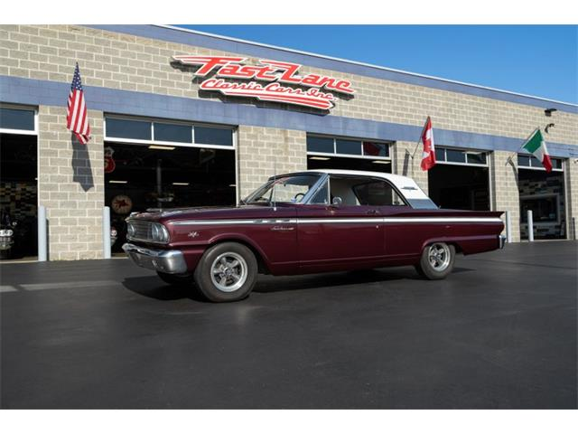 1963 Ford Fairlane (CC-1489757) for sale in St. Charles, Missouri