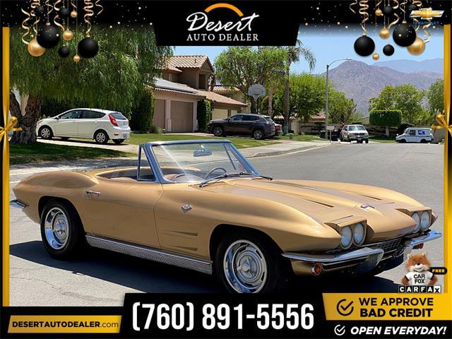 1963 Chevrolet Corvette (CC-1480976) for sale in Palm Desert, California