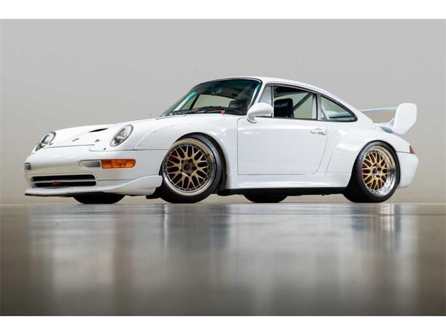 1997 Porsche 993 (CC-1489760) for sale in Scotts Valley, California