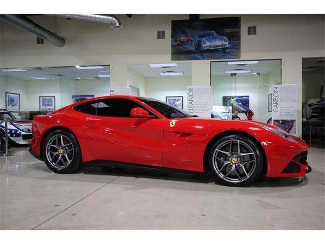 2017 Ferrari F12berlinetta (CC-1489795) for sale in Chatsworth, California