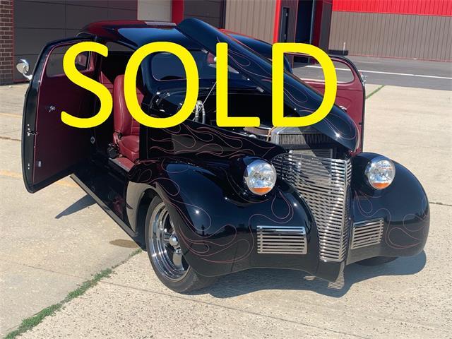 1939 Chevrolet Sedan (CC-1489805) for sale in Annandale, Minnesota