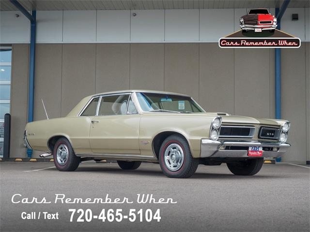 1965 Pontiac GTO (CC-1489813) for sale in Englewood, Colorado