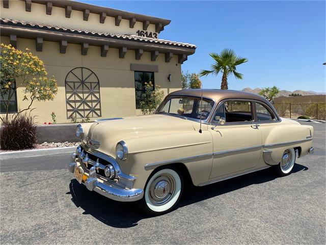 1953 Chevrolet 210 (CC-1489834) for sale in Apple Valley, California