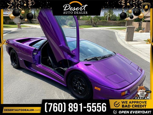1992 Lamborghini Diablo (CC-1480987) for sale in Palm Desert, California