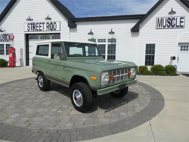 1970 Ford Bronco (CC-1480992) for sale in Newark, Ohio