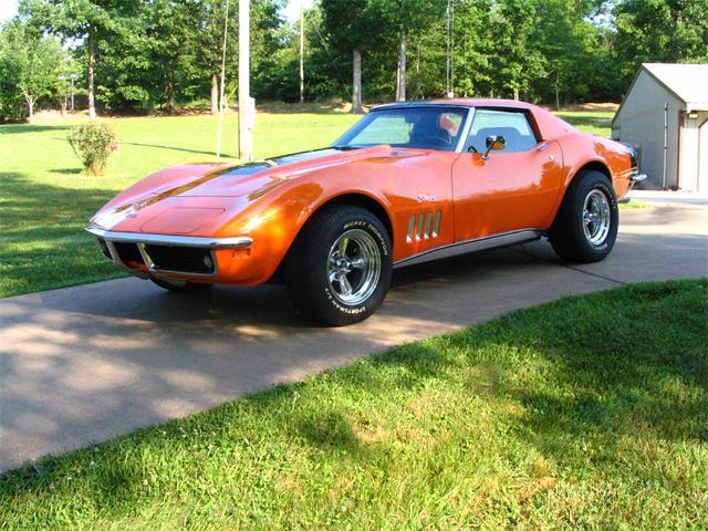 1969 Chevrolet Corvette (CC-1489926) for sale in Fredericktown, Missouri