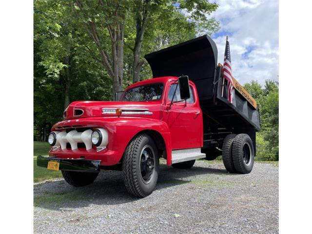 1951 Ford Dump Truck (CC-1489928) for sale in Holland Patent , New York
