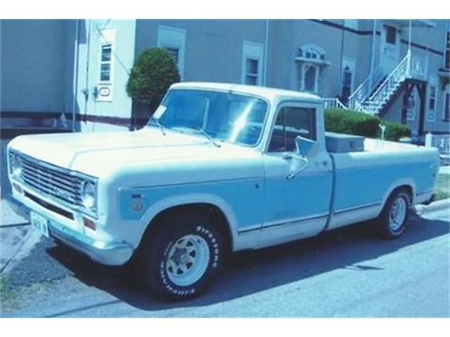 1974 International Harvester Pickup (CC-1480993) for sale in Streator, Illinois