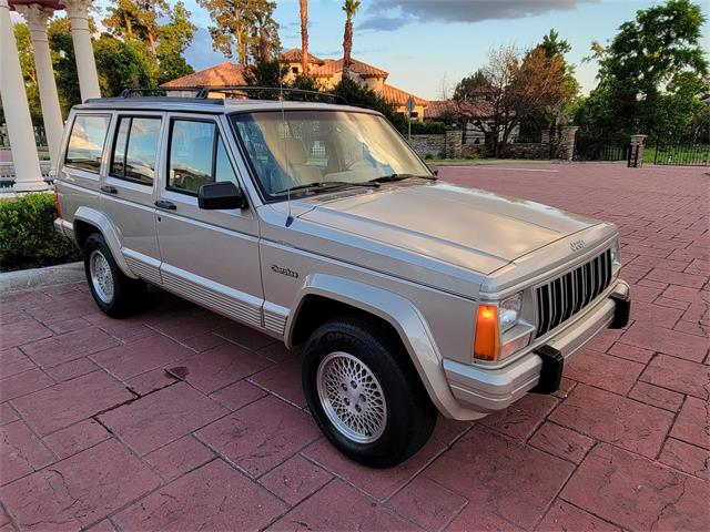 1995 Jeep Cherokee (CC-1480994) for sale in Conroe, Texas
