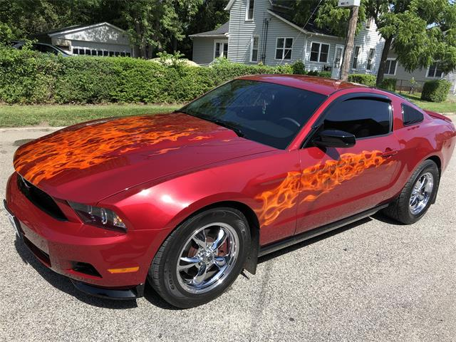2012 Ford Mustang (CC-1489947) for sale in Willoughby , Ohio