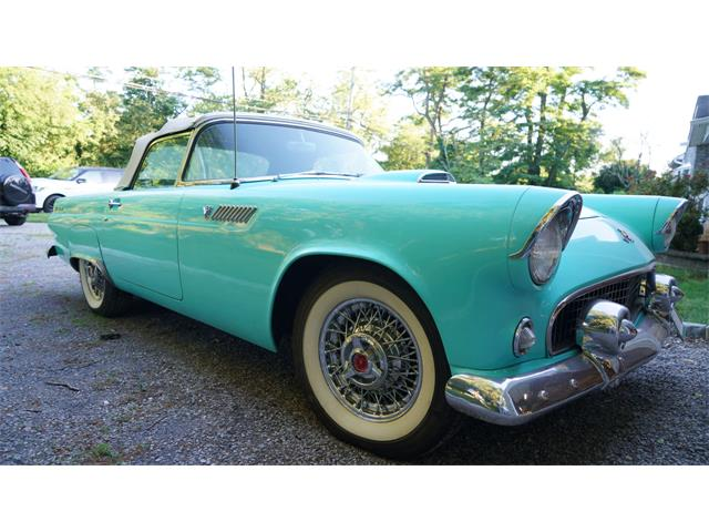 1955 Ford Thunderbird (CC-1489951) for sale in Old Bethpage, New York