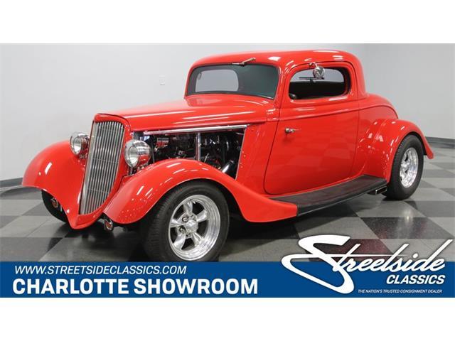 1934 Ford 3-Window Coupe (CC-1489959) for sale in Concord, North Carolina