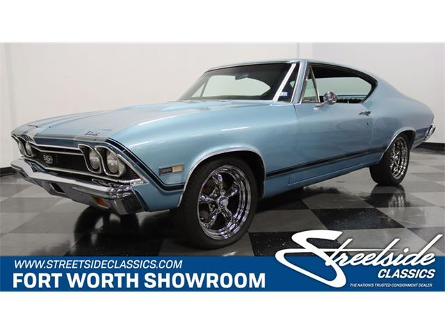 1968 Chevrolet Chevelle (CC-1489966) for sale in Ft Worth, Texas
