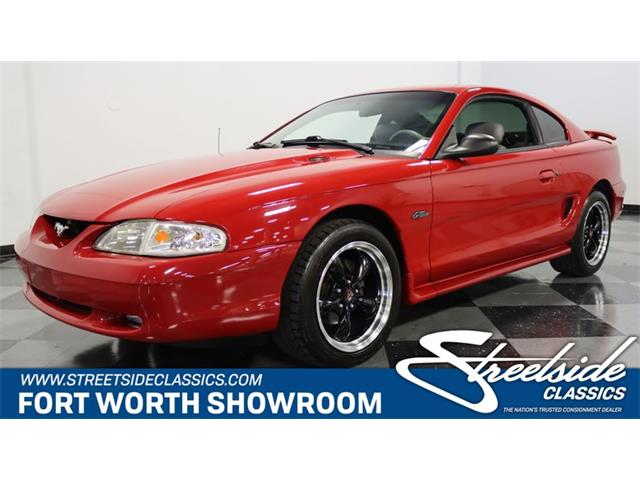 1996 Ford Mustang (CC-1489973) for sale in Ft Worth, Texas