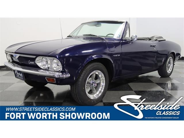 1966 Chevrolet Corvair (CC-1489979) for sale in Ft Worth, Texas