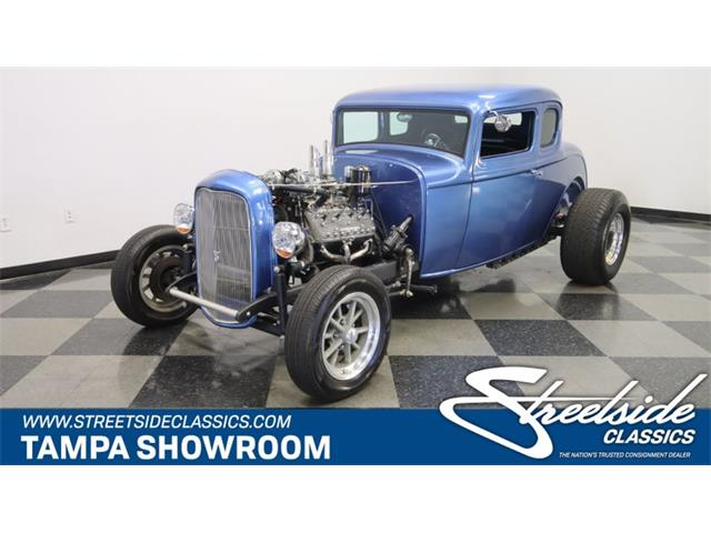 1932 Ford 5-Window Coupe (CC-1491001) for sale in Lutz, Florida