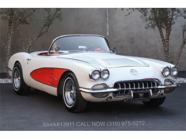 1958 Chevrolet Corvette (CC-1491002) for sale in Beverly Hills, California