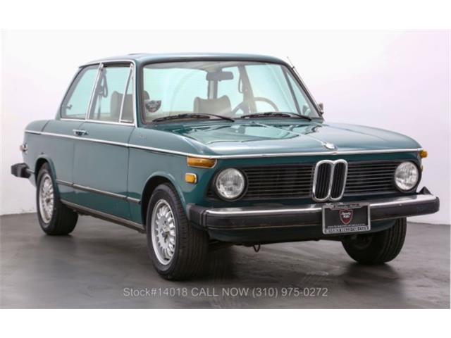 1974 BMW 2002 (CC-1491006) for sale in Beverly Hills, California