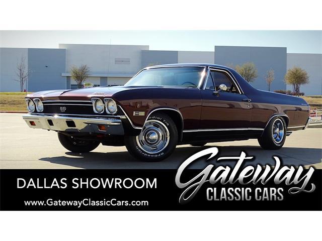 1968 Chevrolet El Camino (CC-1491010) for sale in O'Fallon, Illinois