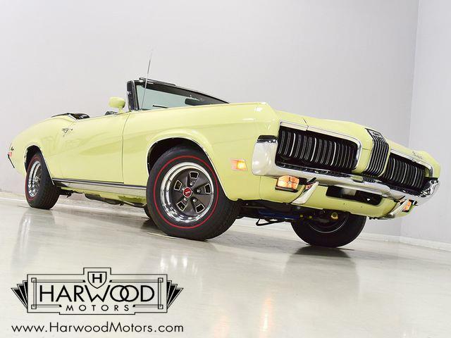 1970 Mercury Cougar XR7 (CC-1491024) for sale in Macedonia, Ohio