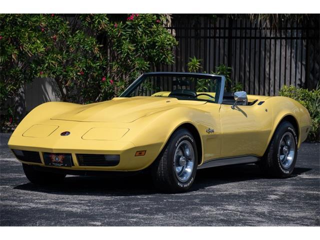 1974 Chevrolet Corvette (CC-1491034) for sale in Venice, Florida