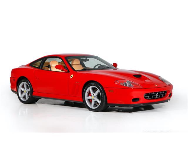 2002 Ferrari 575M Maranello (CC-1491048) for sale in Farmingdale, New York