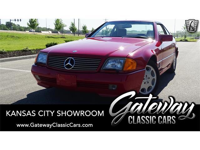 1994 Mercedes-Benz SL500 (CC-1491087) for sale in O'Fallon, Illinois