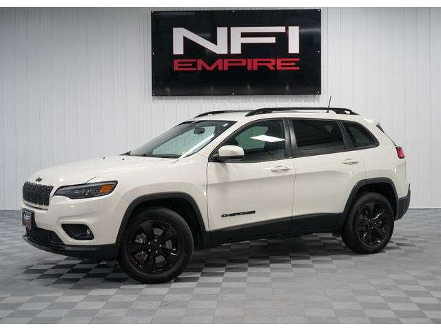 2019 Jeep Cherokee (CC-1491119) for sale in North East, Pennsylvania