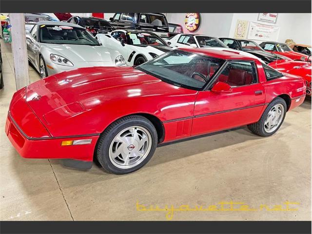 1988 Chevrolet Corvette (CC-1491120) for sale in Atlanta, Georgia