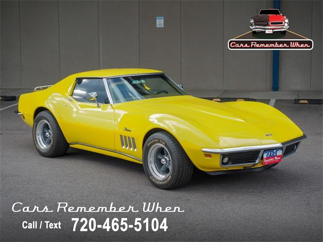 1969 Chevrolet Corvette (CC-1491134) for sale in Englewood, Colorado