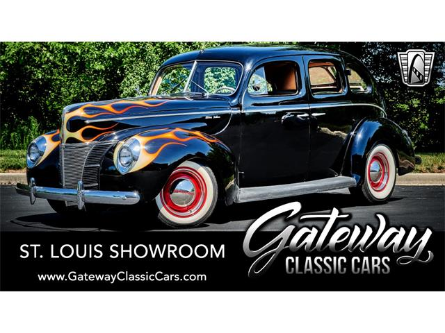 1940 Ford Deluxe (CC-1490117) for sale in O'Fallon, Illinois