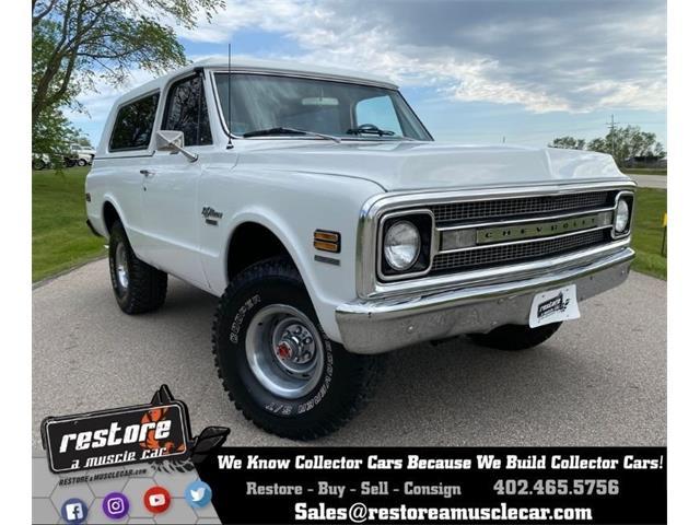 1969 Chevrolet Blazer (CC-1491177) for sale in Lincoln, Nebraska