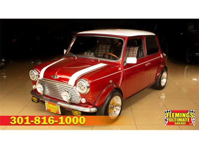 1994 Rover Mini (CC-1491188) for sale in Rockville, Maryland