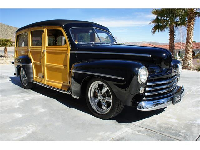1947 Ford Woody Wagon (CC-1491189) for sale in Apple Valley, California