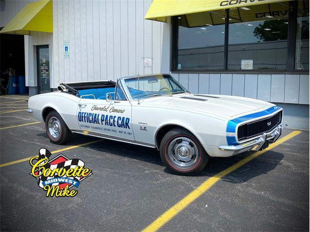 1967 Chevrolet Camaro (CC-1491297) for sale in Burr Ridge, Illinois