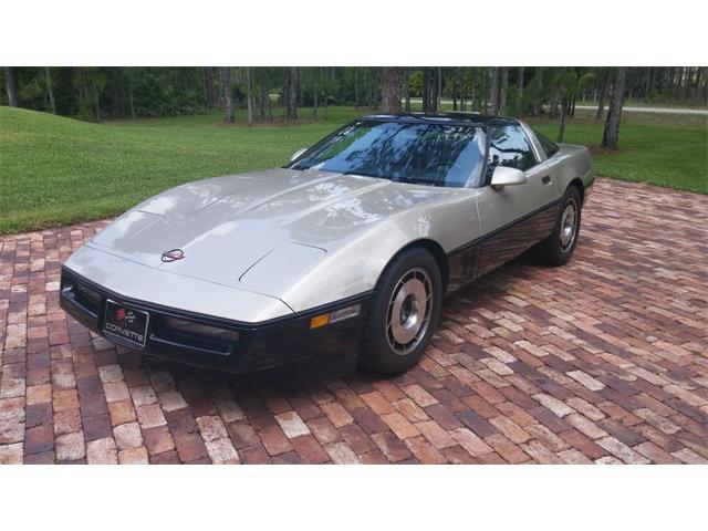 1986 Chevrolet Corvette (CC-1491371) for sale in Katy, Texas