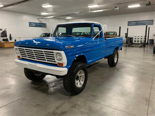 1969 Ford F250 (CC-1491375) for sale in Deming, New Mexico