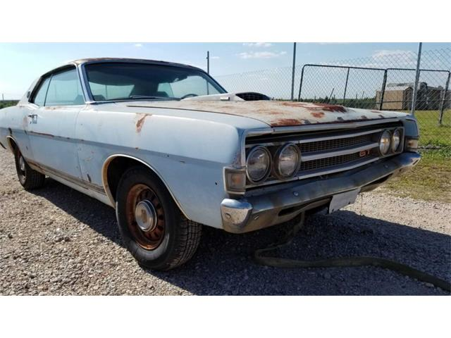 1969 Ford Torino (CC-1491379) for sale in Midlothian, Texas