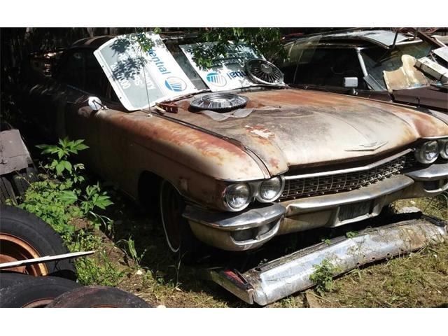 1960 Cadillac 60 Special (CC-1491381) for sale in Midlothian, Texas
