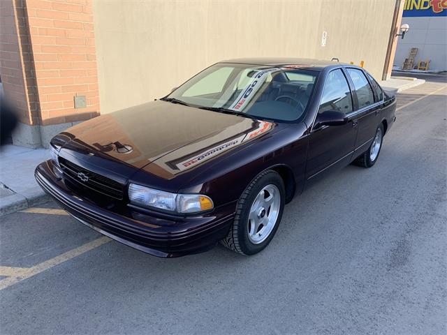 1996 Chevrolet Impala SS (CC-1491387) for sale in Calgary, Alberta