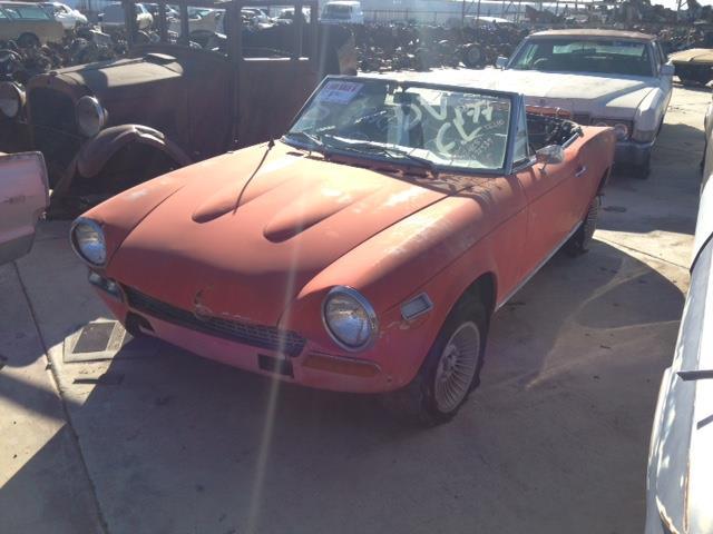 1974 Fiat Sport 850 (CC-1491391) for sale in Phoenix, Arizona